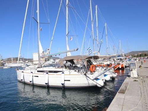 Barca a vela Jeanneau Sun Odyssey 419 · 2017