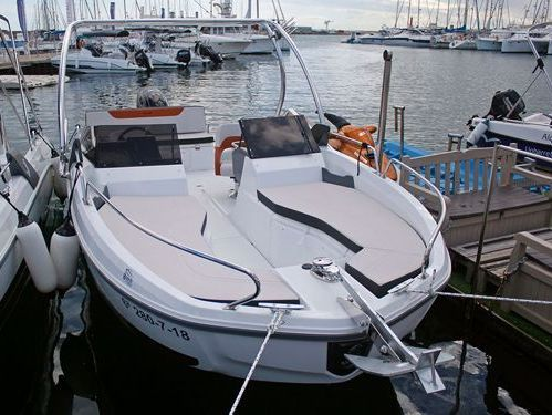 Speedboot Beneteau Flyer 6.6 Sportdeck (2018)