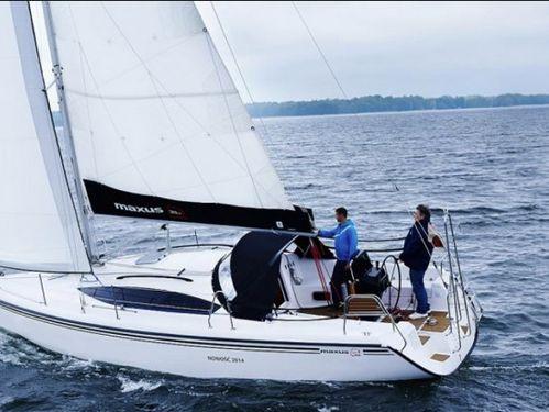 Sailboat Maxus Prestige 33.1 RS · 2019