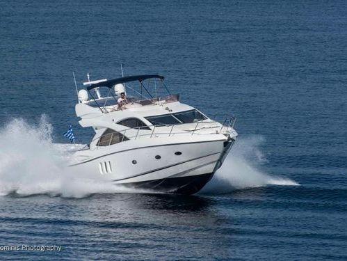 Imbarcazione a motore Sunseeker 52 · 2006