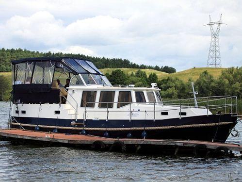 Imbarcazione a motore Nautiner 40.3 AFT (2017)