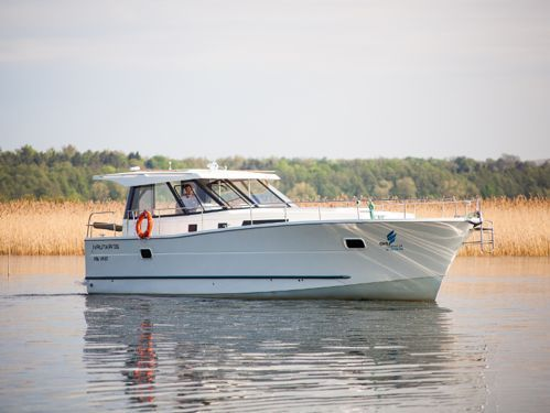 Imbarcazione a motore Nautika 1300 (2015)