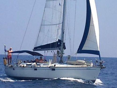 Sailboat Jeanneau Sun Magic 44 · 1988