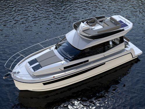 Imbarcazione a motore Platinum 989 · 2017