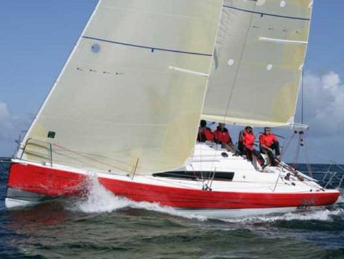 Sailboat Jeanneau Sun Fast 3200 · 2011