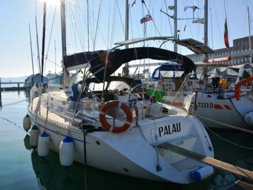 Sailboat Elan 38 · 1997