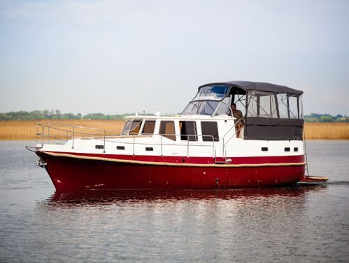 Imbarcazione a motore Nautiner 40.2 AFT[G] (2016)