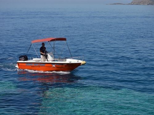 Speedboat Kreta Mare · 2008
