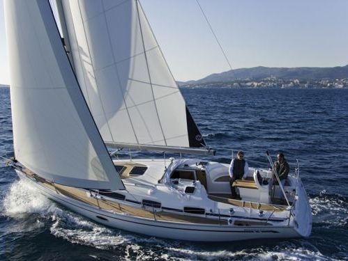 Segelboot Bavaria Cruiser 34 · 2017