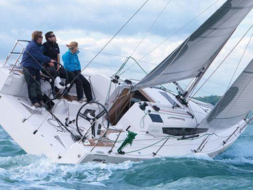 Zeilboot Elan S3 · 2016