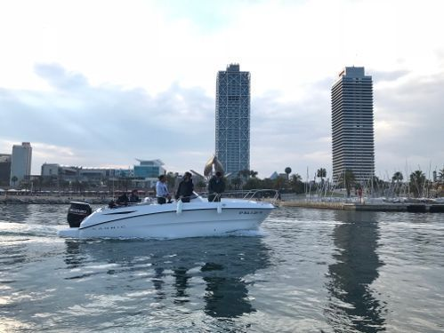 Speedboat Karnic 2251 Open · 2018