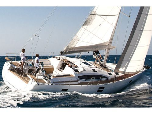 Barca a vela Elan Impression 494 (2013)