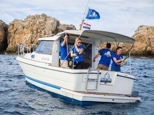Motorboat Adria Event 750 · 2003