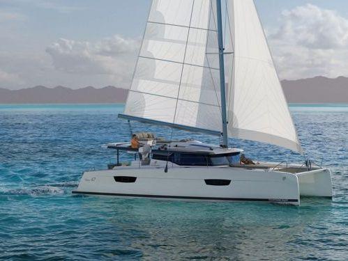 Catamarán Fountaine Pajot Saona 47 · 2019