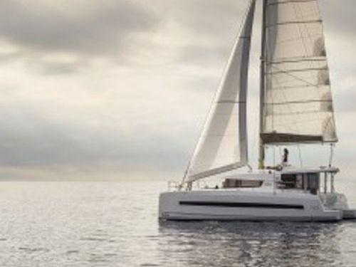 Catamaran Bali 4.0 · 2018