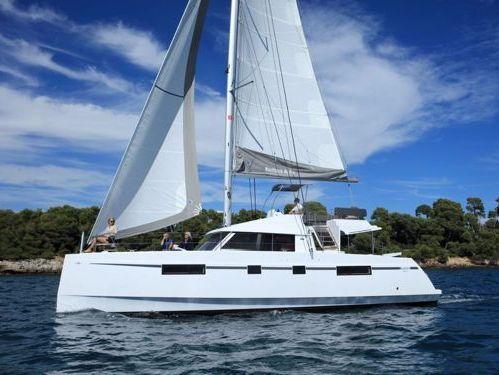 Catamaran Nautitech 46 Open · 2018