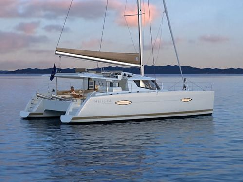 Catamaran Fountaine Pajot Helia 44 · 2018