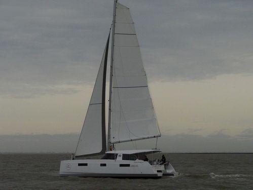 Catamaran Nautitech 40 Open (2018)