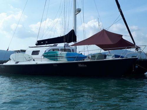 Katamaran Custom Built · 1993