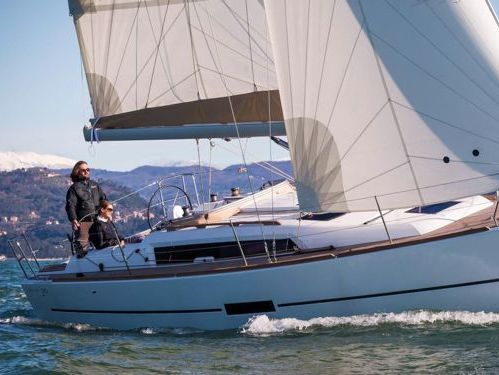 Barca a vela Dufour 310 · 2018