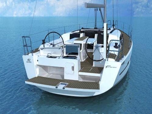 Barca a vela Dufour 412 (2018)