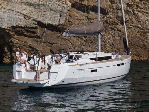 Sailboat Jeanneau Sun Odyssey 479 · 2018