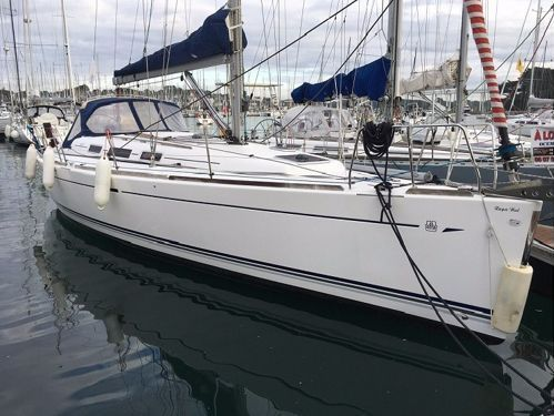 Barca a vela Dufour 40 · 2004
