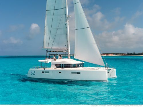 Catamaran Lagoon 52 · 2018