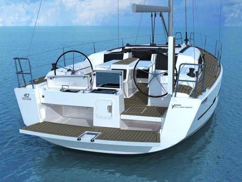 Zeilboot Dufour 412 (2017)