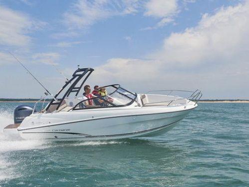 Speedboot Jeanneau Cap Camarat 6.5 DC · 2017