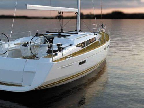 Sailboat Jeanneau Sun Odyssey 469 · 2013