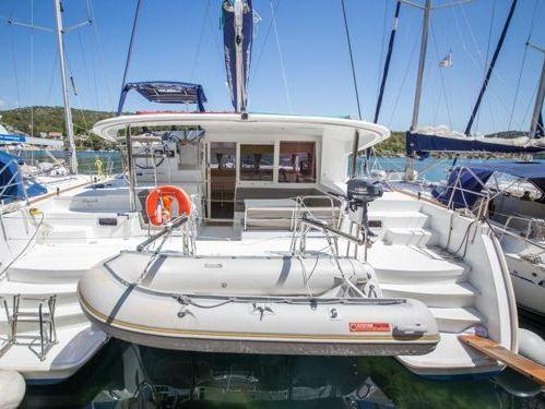 Catamarano Lagoon 400 S2 · 2014
