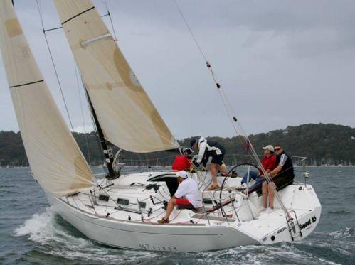 Zeilboot Beneteau First 34 7 · 2006