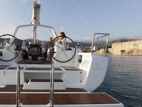 Barca a vela Beneteau Oceanis 41 · 2015