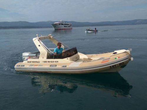 RIB Solemar B58 Offshore · 2008
