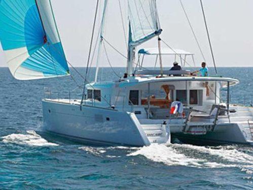 Catamarano Lagoon 450 (2015)