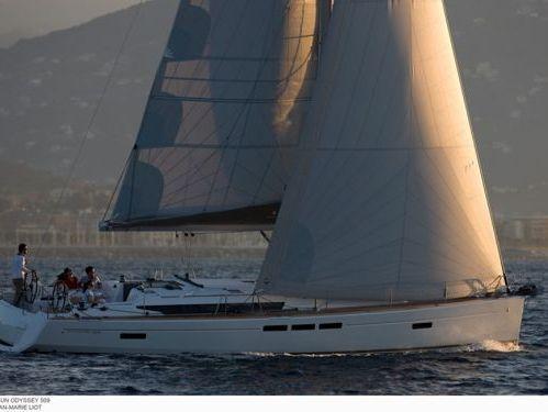 Barca a vela Jeanneau Sun Odyssey 509 (2015)