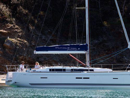 Segelboot Dufour 405 · 2009