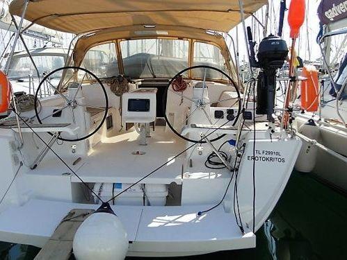 Sailboat Dufour 450 Grand Large · 2015