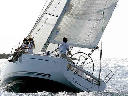 Segelboot Dufour 34 Evolution · 2011