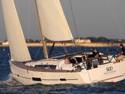 Segelboot Dufour 500 Grand Large (2015)