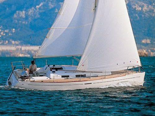 Segelboot Dufour 34 · 2007