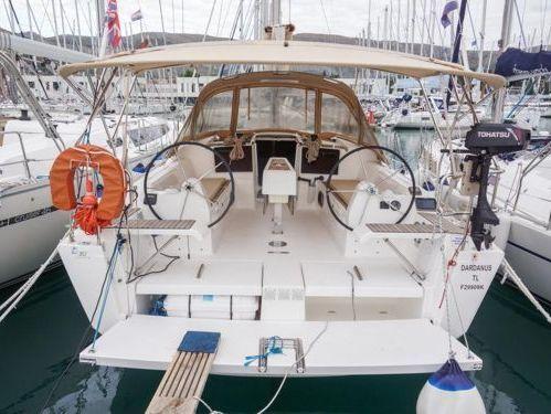Barca a vela Dufour 382 Grand Large · 2015