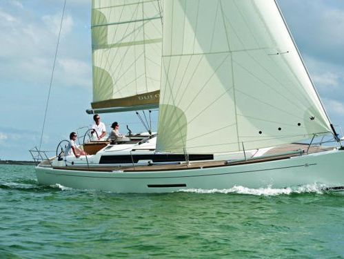 Segelboot Dufour 380 Grand Large (2014)