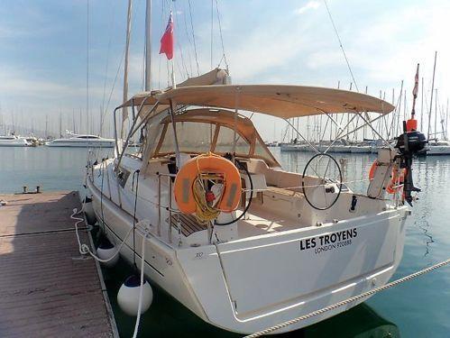 Sailboat Dufour 382 Grand Large (2015)