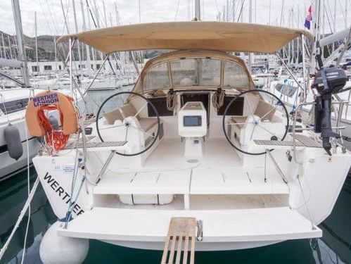 Sailboat Dufour 410 Grand Large · 2015