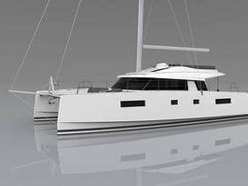 Catamarano Nautitech 46 Open (2017)