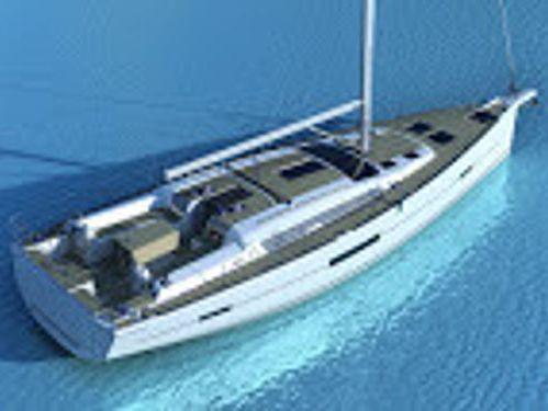 Barca a vela Dufour 512 · 2016
