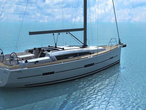 Segelboot Dufour 412 · 2017