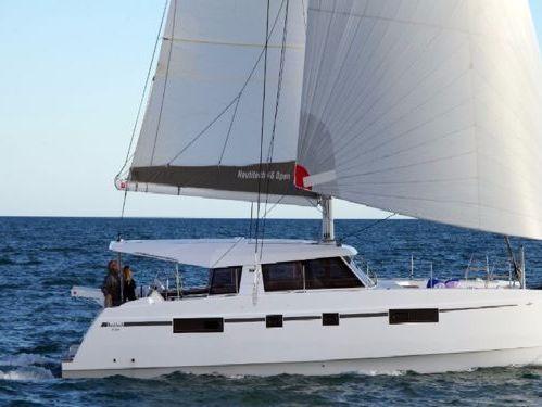 Catamaran Nautitech 46 Open · 2017
